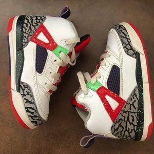 JORDAN SPIZIKE BT- toddler sneakers